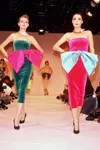 Pierre Cardin's Haute Couture show for SS 1987