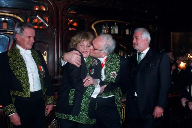 Jean Moreau fu la prima donna nominata all'Accademia di Belle Arti di Parigi il 10 gennaio 2001