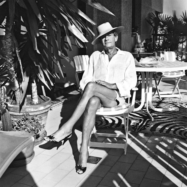 Alice Springs by Helmut Newton, Monte Carlo 1982