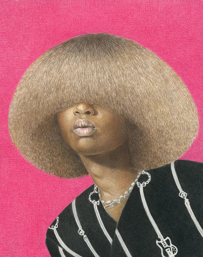 Title: The Future of Black Hair According To Jawara Wauchope Hair: Jawara Wauchope Styling: Corey T Stokes
