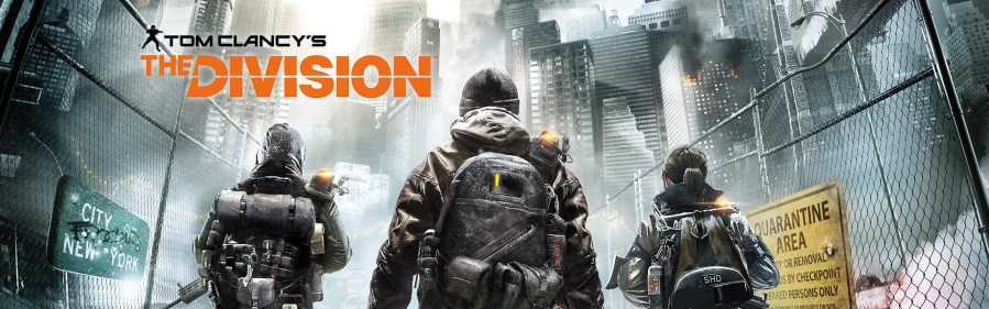 Tom Clancy s The Division   Xbox Tom Clancy s The Division  Three division agents walk down a quarantined New  York street