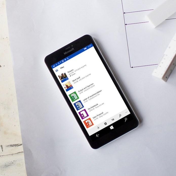 OneDrive saiba como atualizar seu windows phone para o windows 10 mobile Saiba como atualizar seu Windows Phone para o Windows 10 Mobile 9f7f1fe0 1a6f 4c94 b2ae 580d825fbe55