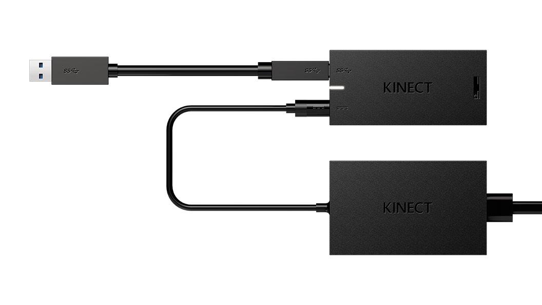 Znalezione obrazy dla zapytania kinect adapter