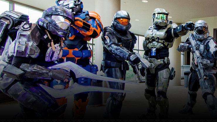 Welcome to the Halo Universe: Halo Games & Updates | Xbox