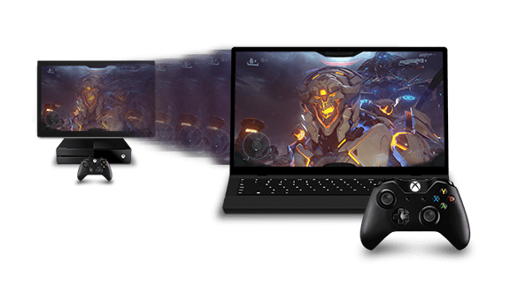 tream Xbox One games to your Windows 10 PC