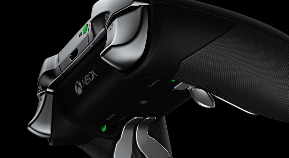 Elite Wireless Controller Hair Trigger Locks