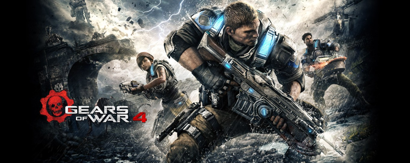Gears of War Beta