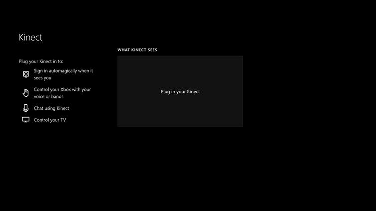 Xbox One Kinect Sensor Issues Kinect Troubleshooting