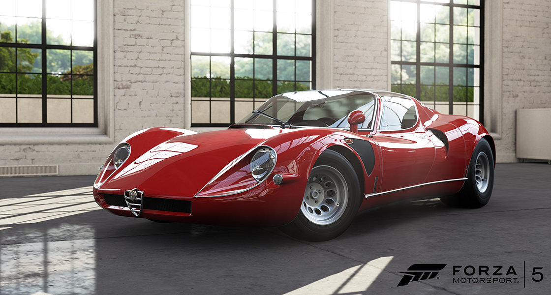 Forza Motorsport The Smoking Tire Car Pack