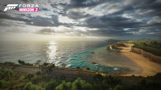 Forza Horizon 3 set in Australia