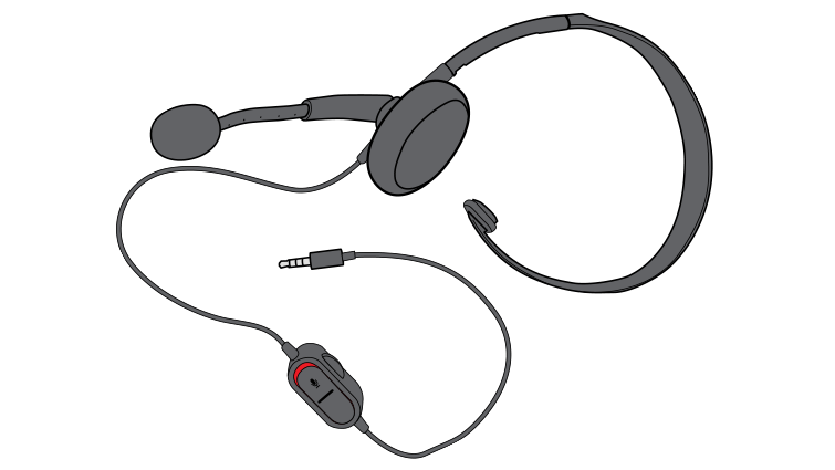 Chat Headset Xbox One Accessories