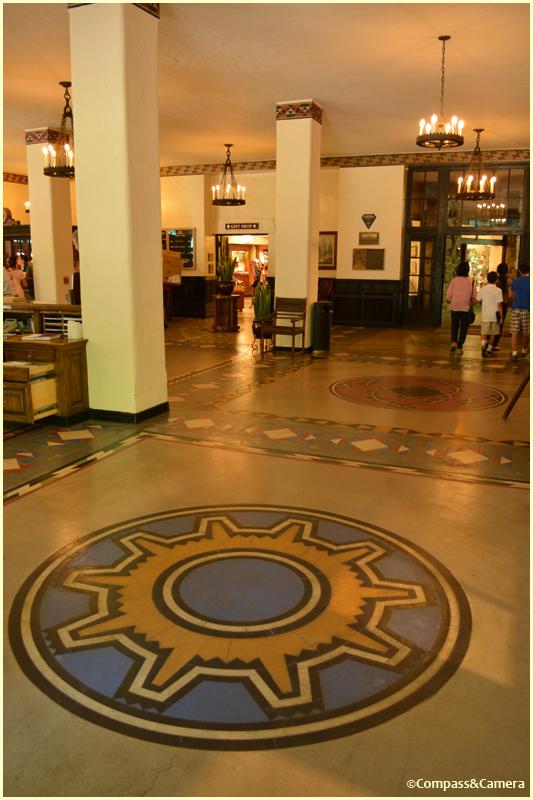 The Ahwahnee Lobby