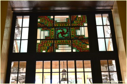 Stained Glass in the Great Room