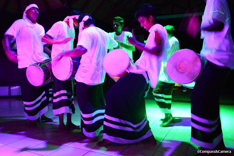 Drums in Maldives