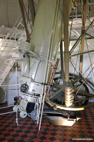 The Great Equatorial Telescope