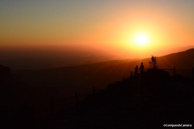 The Saiq Plateau, Oman