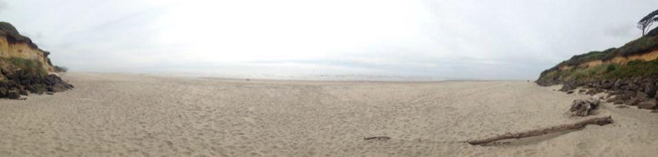 Beach at San Marine