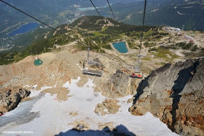 Peak Express downhill