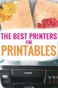 best printers for printables