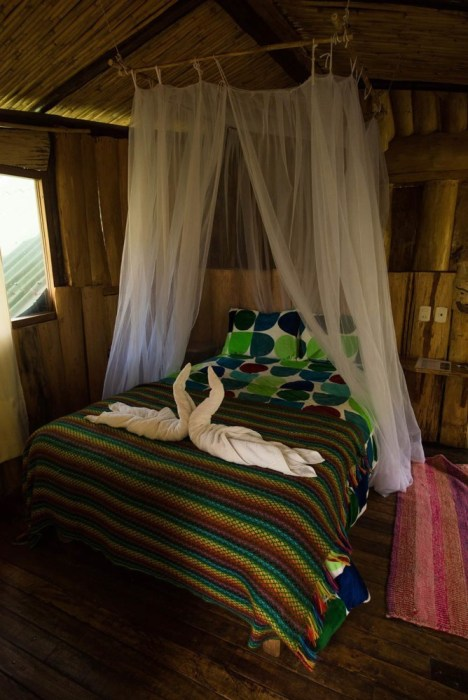 Our Treehouse room