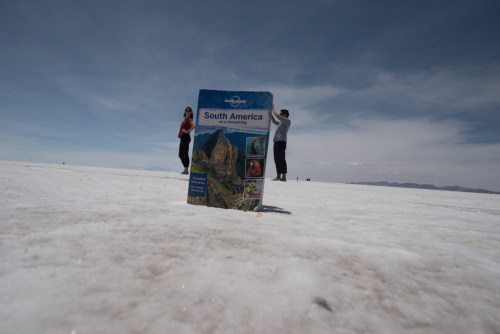 Failed Salt Flats Photo