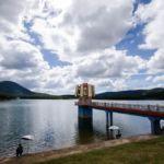 Dam at Truc Lam