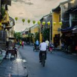 Beautiful Backstreets in Hoi An