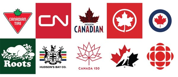 Canada 150: Our favourite brand identities · Compass Creative