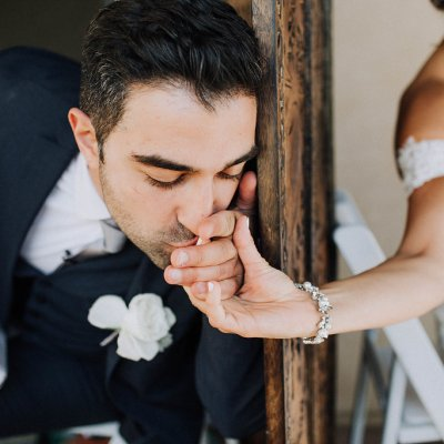 3 Ways to Share a Special Moment Without Doing a First Look