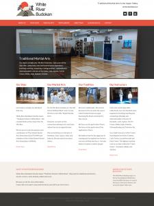 White River Budokan Website