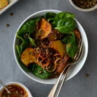 Salada de batata doce e lentilhas5
