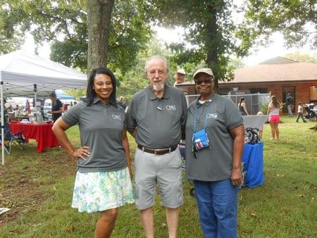 CFMC Board Members Caswell County NC