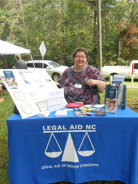 Legal Aid NC Yanceyville