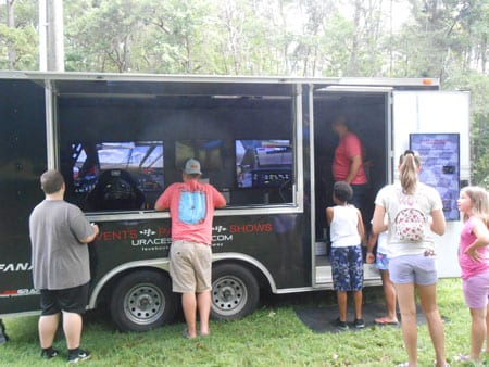 Racing Simulator Yanceyville NC