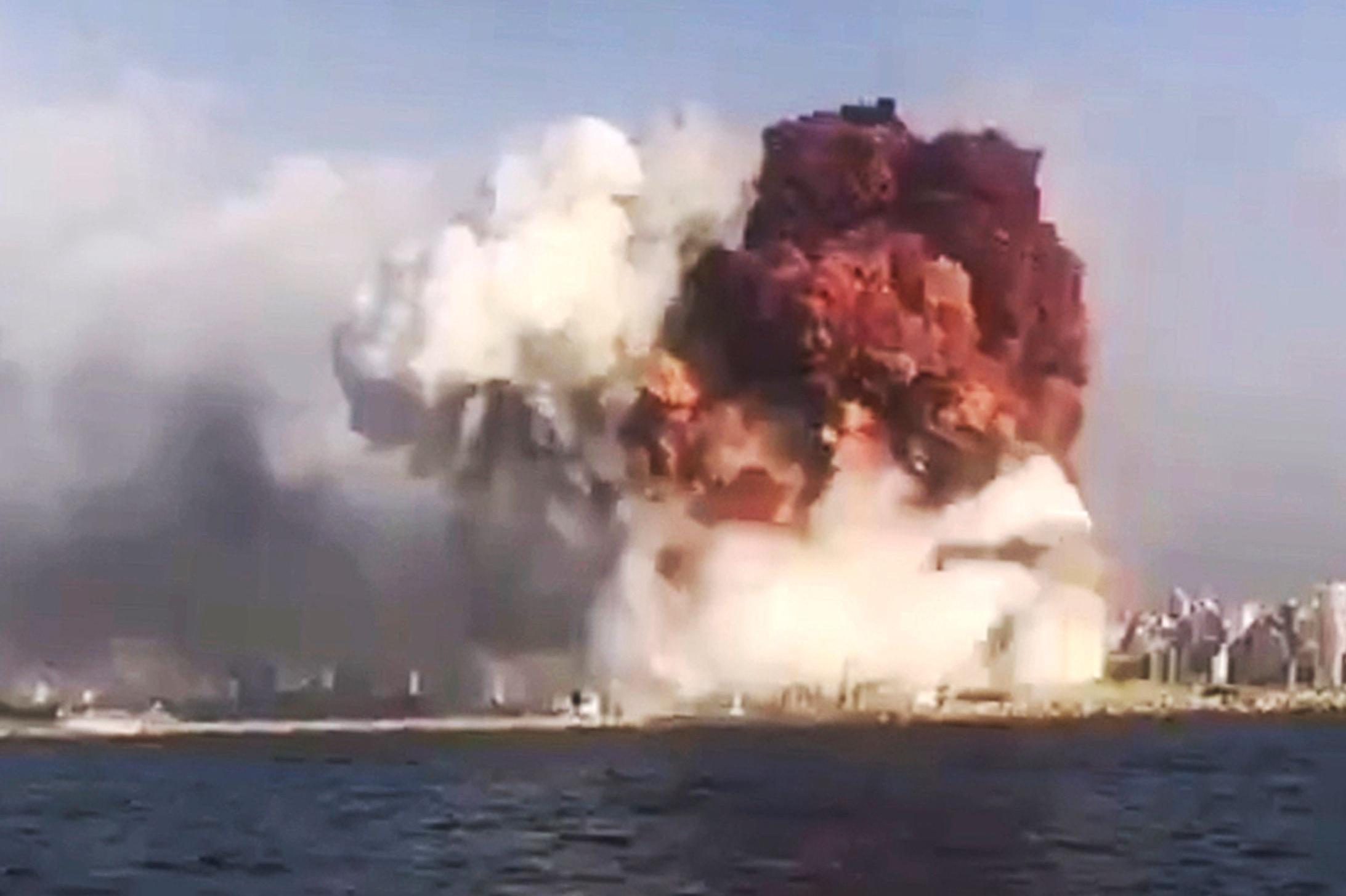beirutexplosion