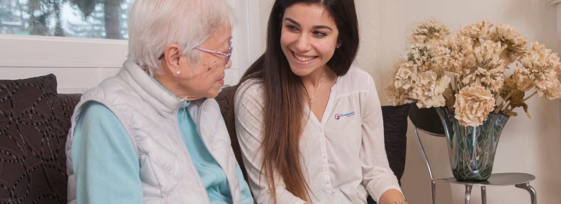 Calgary Alberta - Senior Home Care