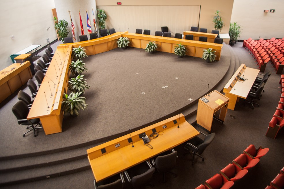 Main Assembly Room
