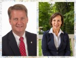 Tim Burchett and Renee Hoyos