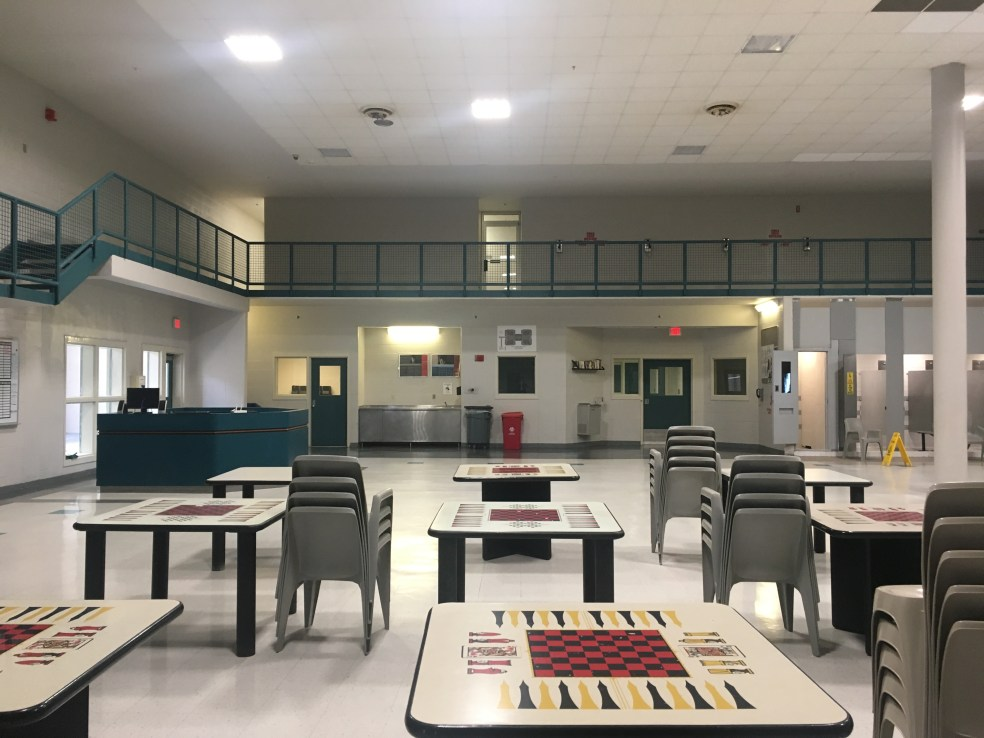 Knox County detention facility
