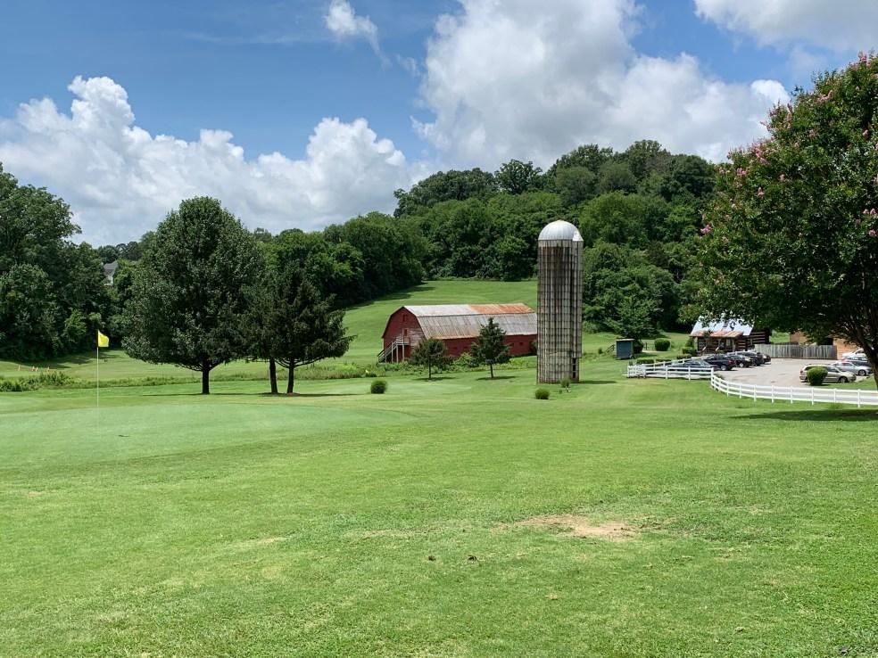 Beverly Park golf course