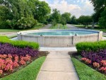 Sunhouse Fountain in Sequoyah Hills