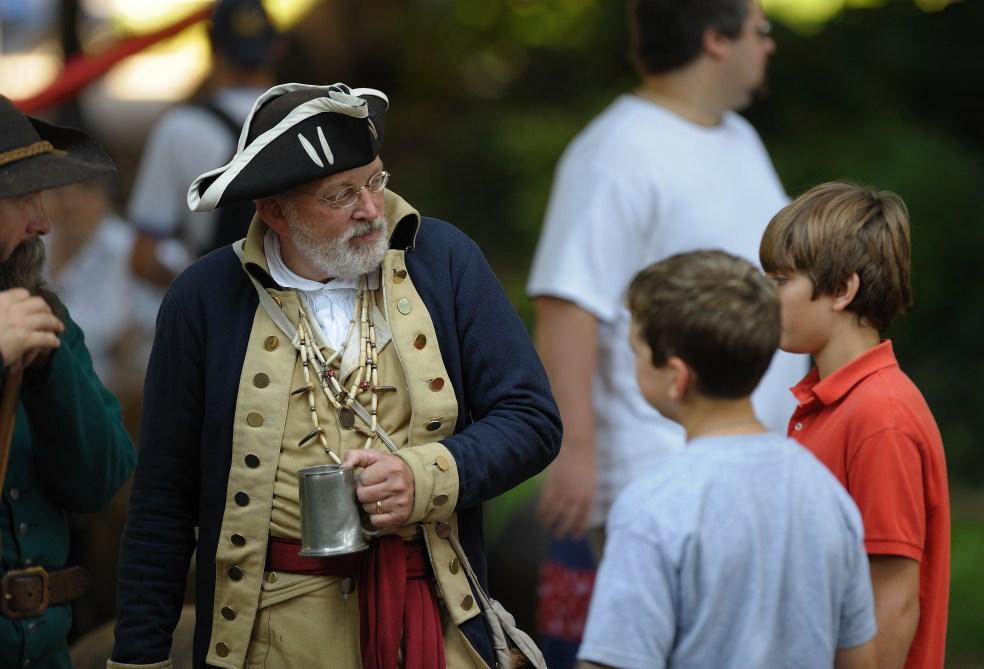 East Tennessee History Fair