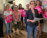 Abortion rights news conference