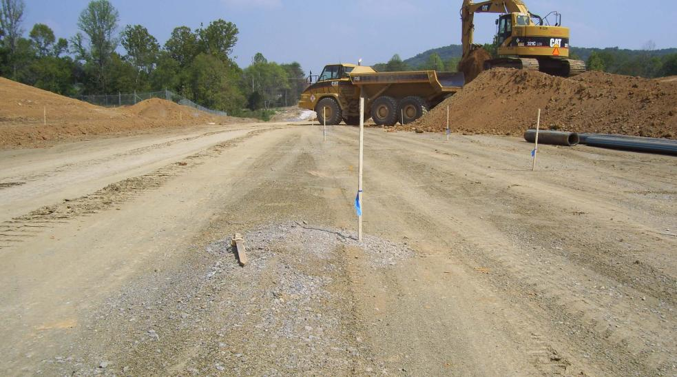 Knox County road construction