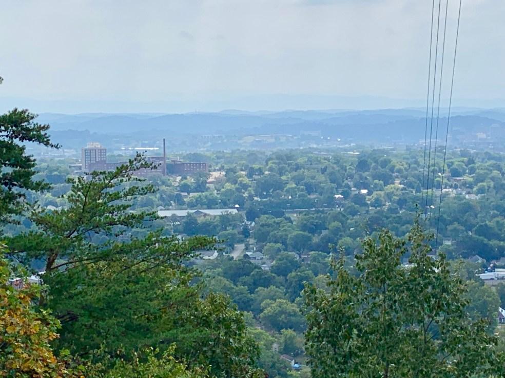 View from Sharp's Ridge