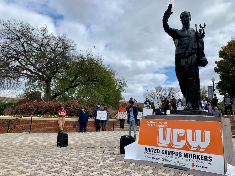 United Campus Workers