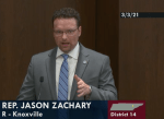 Jason Zachary Health Committee