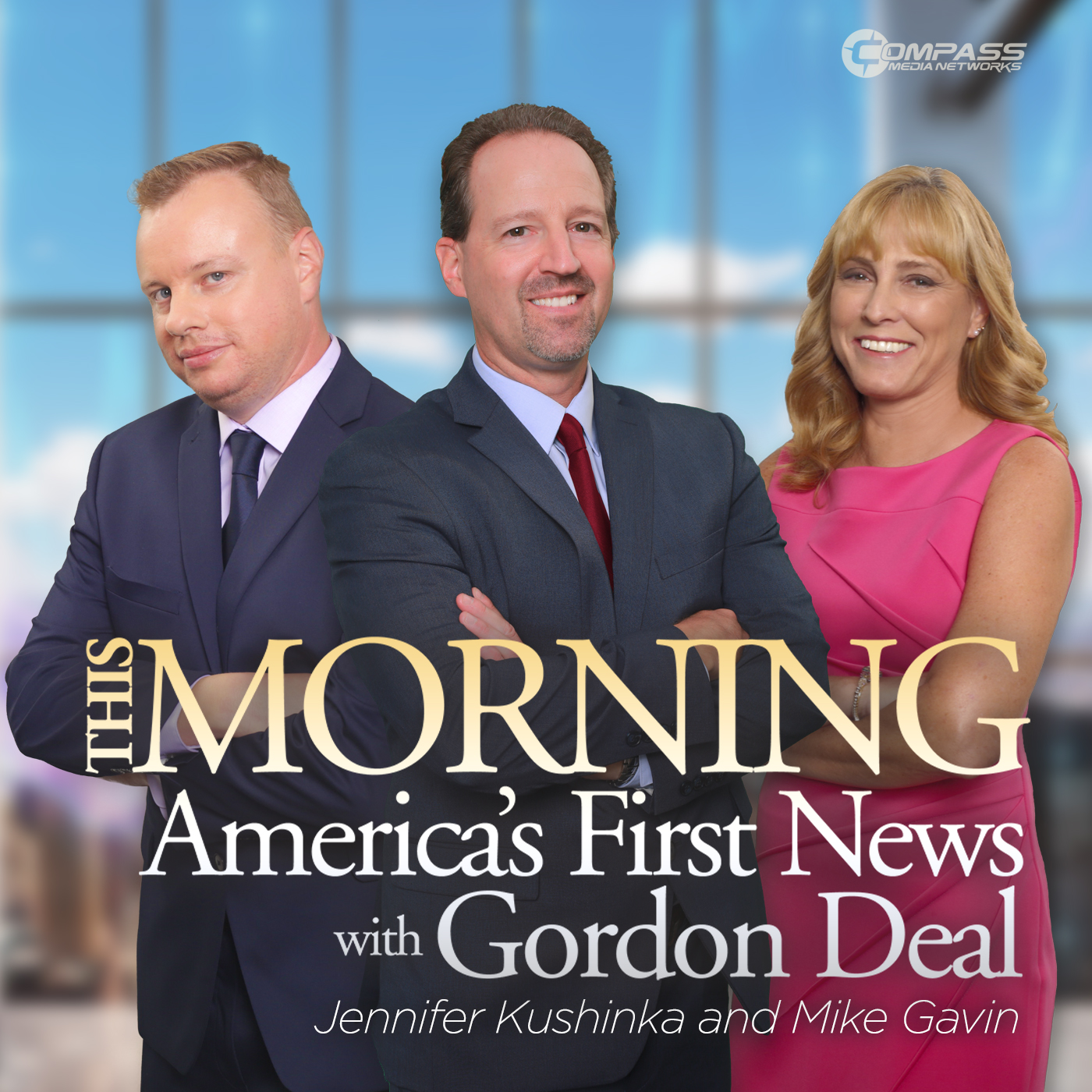 Compass Media Networks This Morning Americas First News