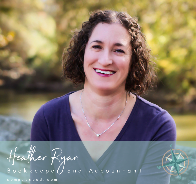 Heather Ryan, Bookkeeper and Accountant