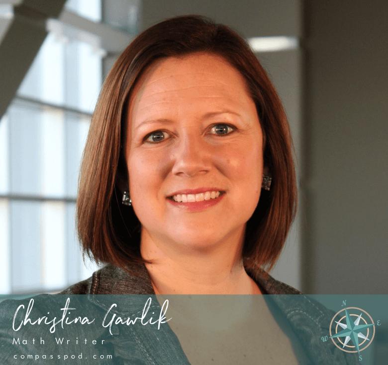 Christina Gawlik, Math Writer